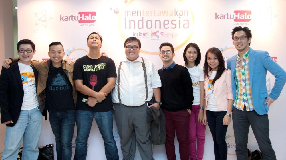 Mentertawakan Indonesia 2013