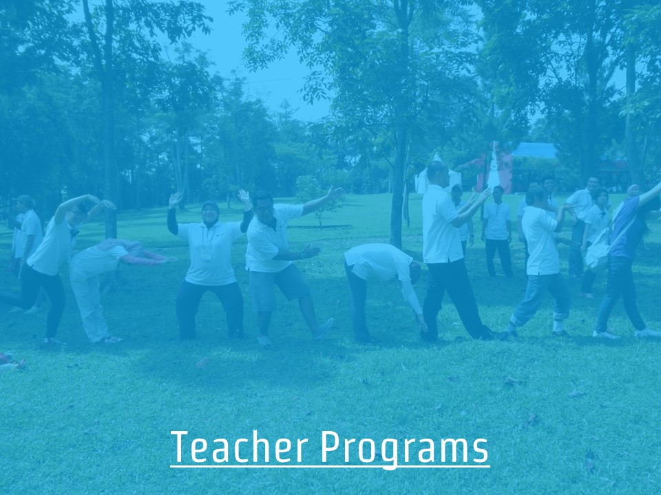 Teacher Program