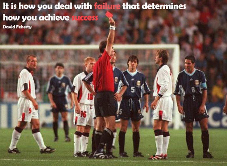 beckham world cup 1998