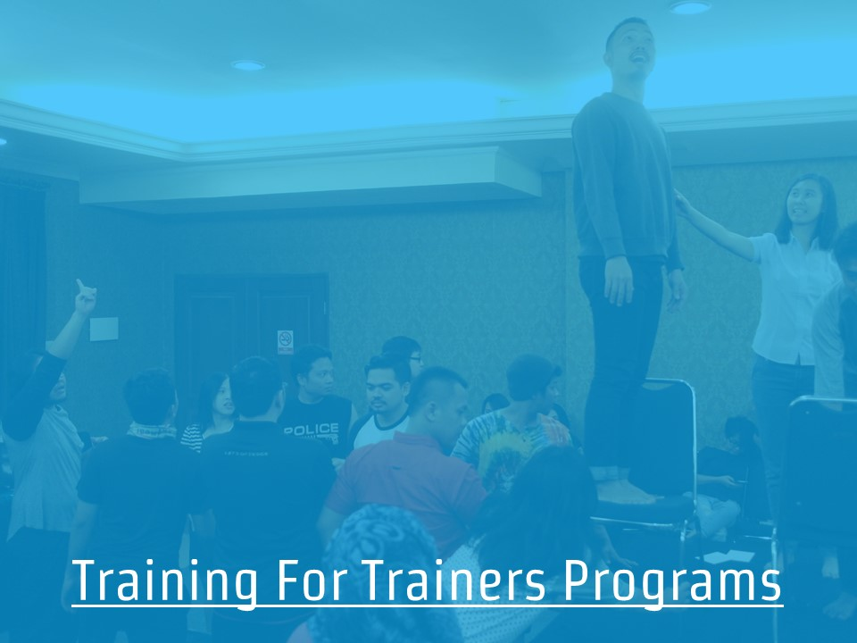 Training For Trainer Programs