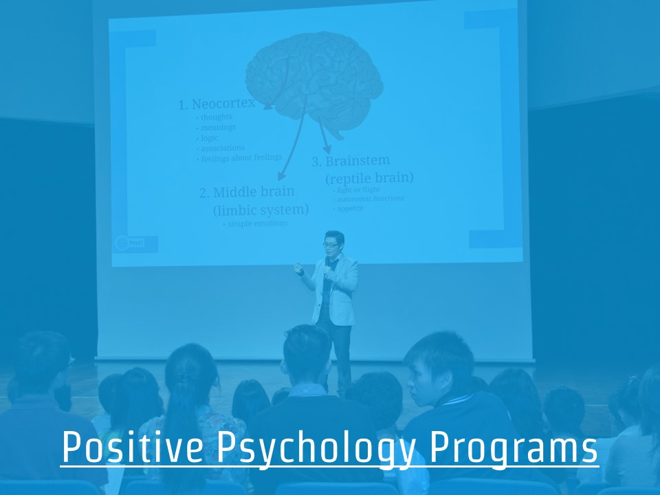 Positive Psychology Programs