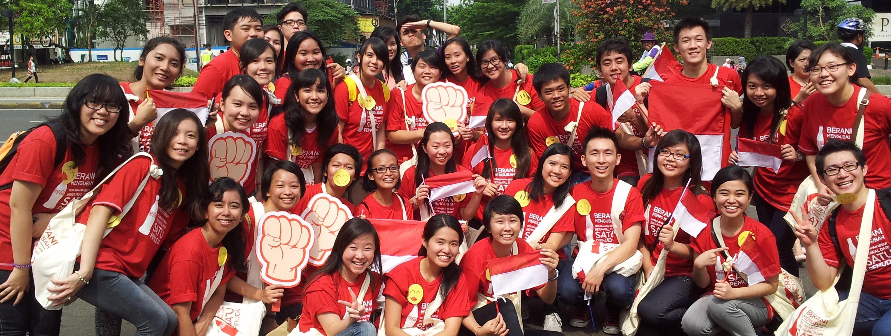 SFTF @ Perayaan Sumpah Pemuda