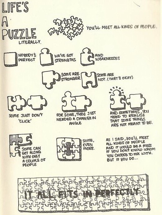Life's A Puzzle