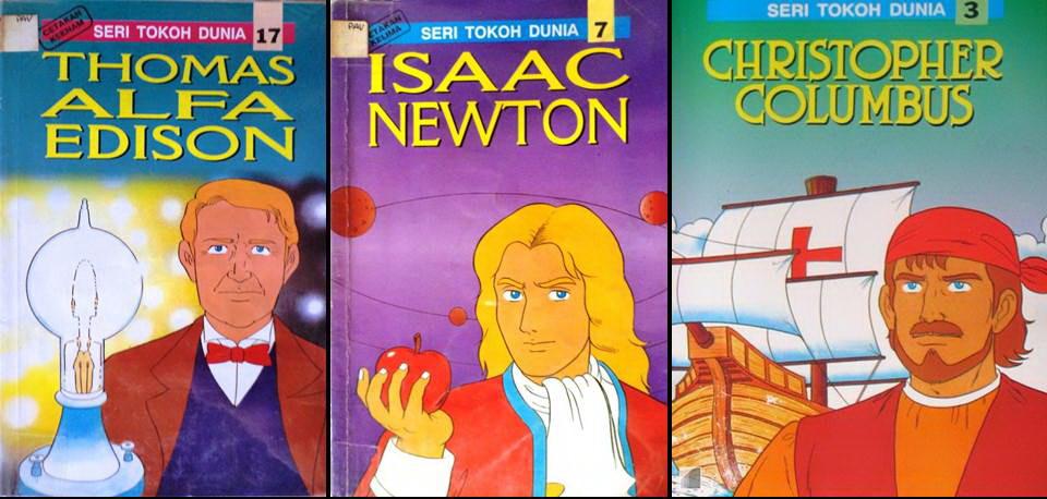 Buku seri tokoh dunia