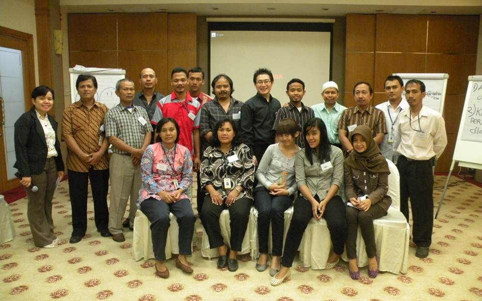 Self Development and Motivation Training PT. Dankos Farma