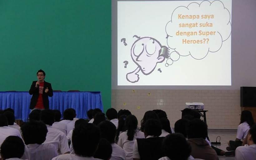 Smile For The Future @ SMA Marsudirini Bekasi