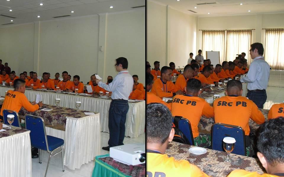 BASARNAS - Training Satuan Gabungan Siaga Bencana