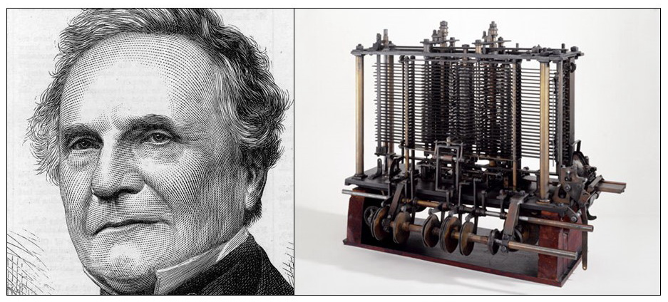 Father of Computer and The World First Computer