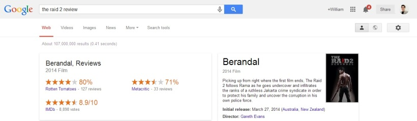 The Raid 2 Berandal Review