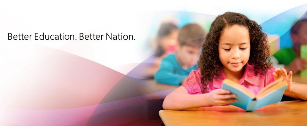 Better education Better nation