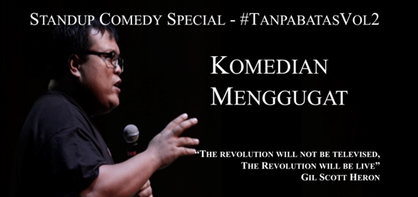 Show Tanpa Batas Vol. 2 by Sammy @notaslimboy