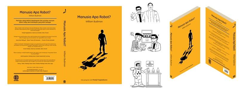 Manusia Apa Robot? karya William Budiman